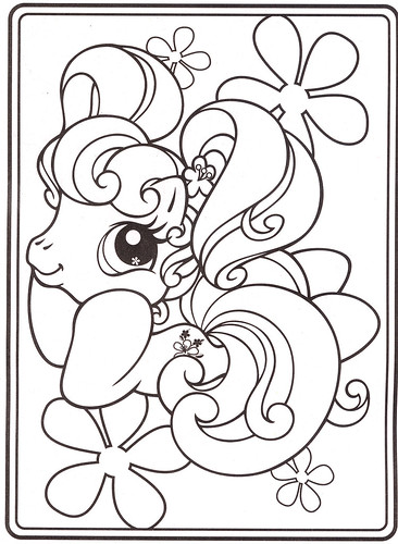 My Little Pony Treehugger Coloring Pages : My little pony coloring pages coloringpagesforkids