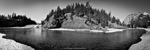 Bow Falls Panorama | by Witty nickname