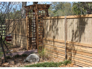 Split-Bamboo Fencing | by Gardener's Supply