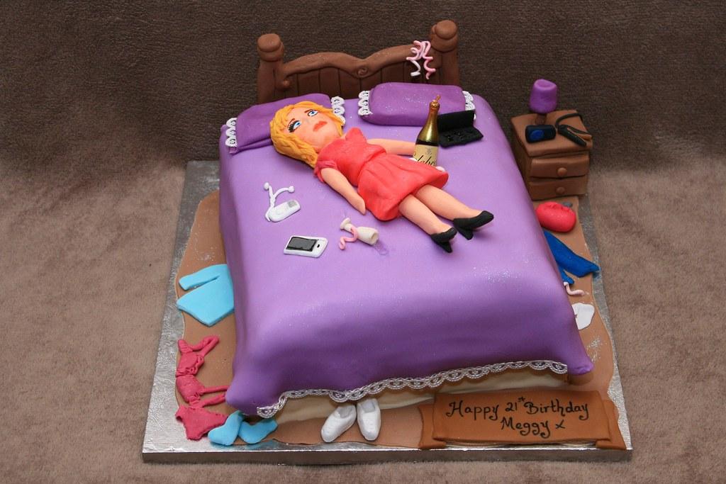 Bed Cake Eldriva Flickr