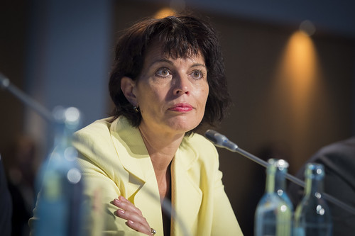 Doris Leuthard, Switzerland | by International Transport Forum