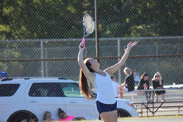 Kennedy Rucker Girls Tennis