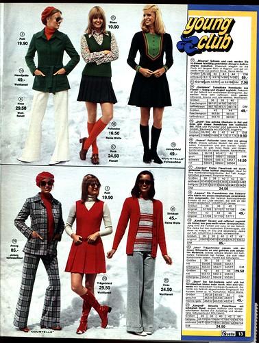 1972 quelle 13 junge mode diepuppenstubensammlerin flickr. Black Bedroom Furniture Sets. Home Design Ideas
