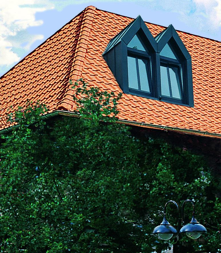Dachgaube Heidelberg Gaube Gauben Gaupen Fertiggaube Dach Flickr