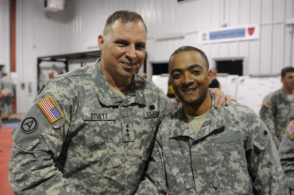 Sgt Lefate Jones 2011 USARC Best Warrior Competition Combatives Night