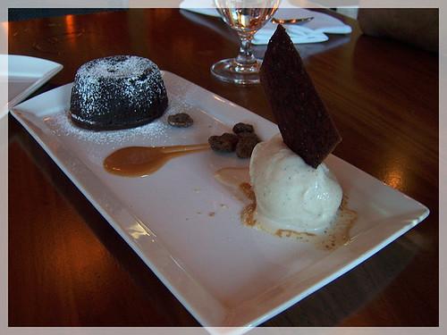 Chocolate Lava Cake Muffin Tims