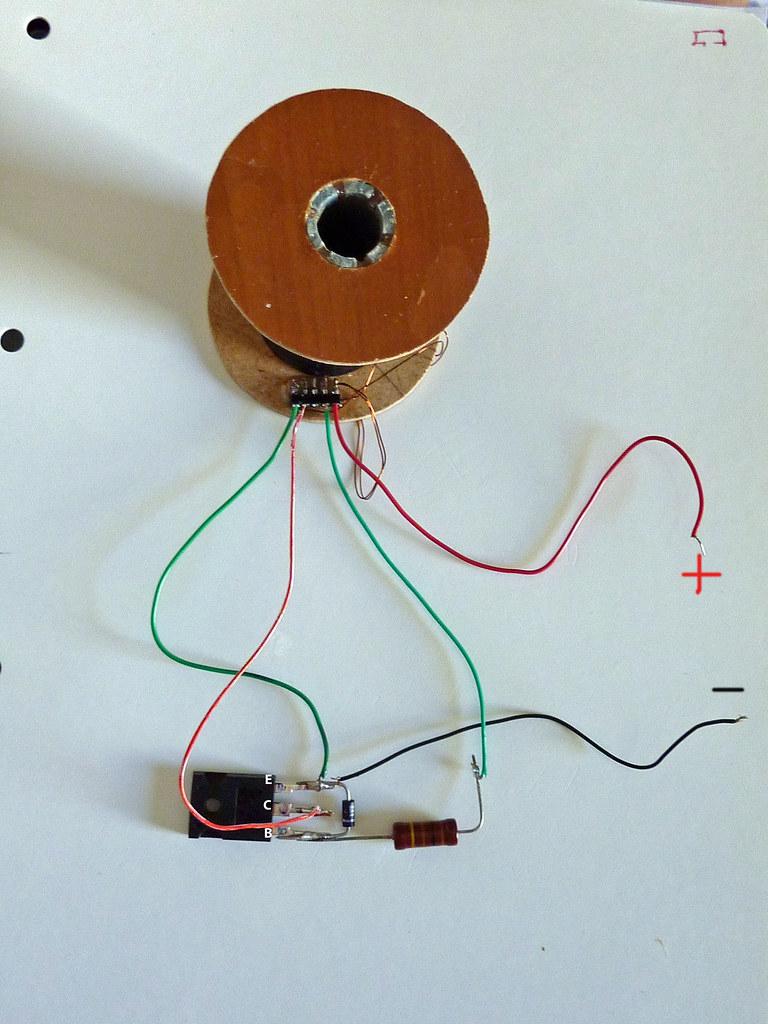 Circuito Motor Bedini : Ayuda motor bedini circuito electrónico para el motor bediu flickr