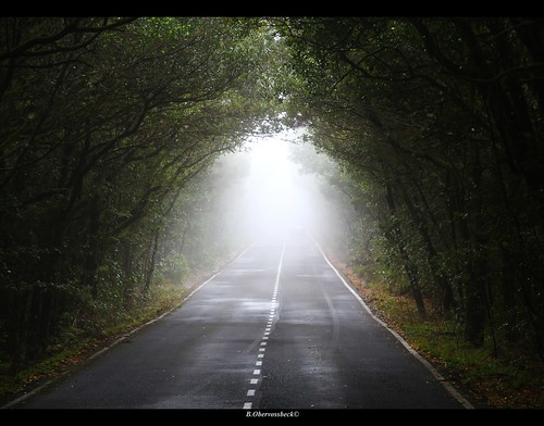 the light at the end of the tunnel | this fantastic road ... At The Roads End
