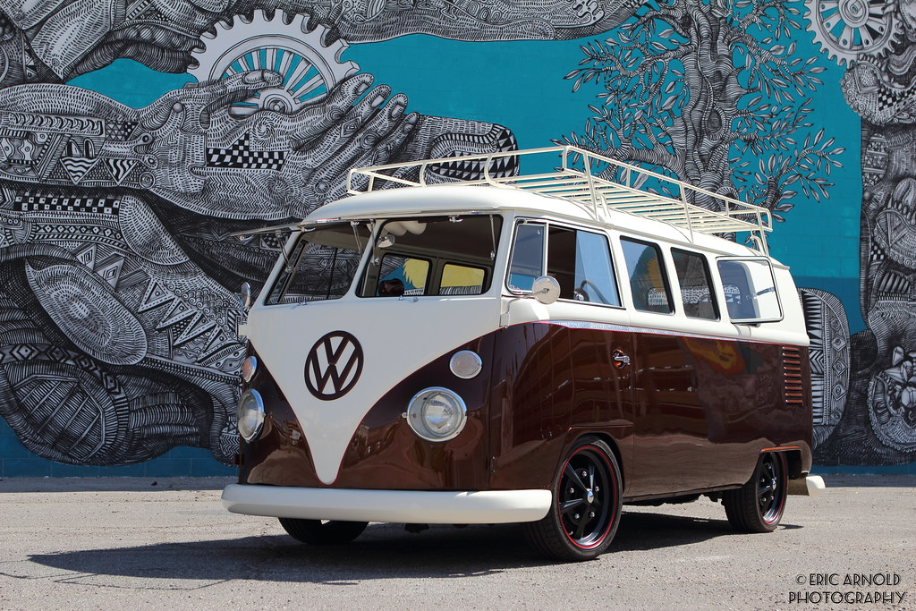 Counting Cars Volkswagen Bus Restored By Count S Kustoms I Flickr