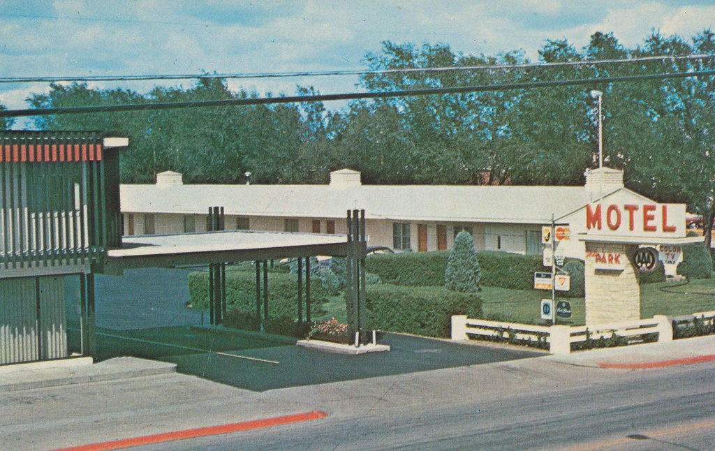 Park Motel - Scottsbluff, Nebraska