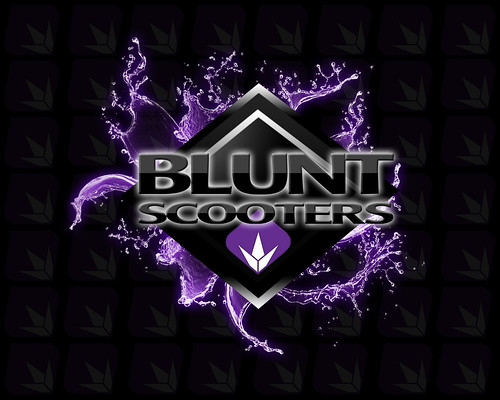 blunt scooter logo - 500×400