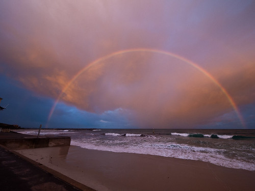 Storm Rainbow | by evilDink
