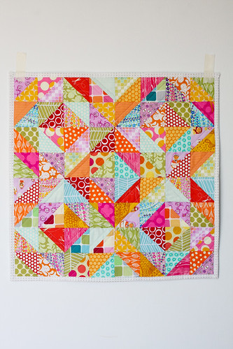 Warm Cool Quilt Along - Finished | by Jeni Baker | In Color Order