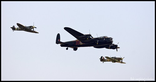 Battle of Britain Memorial Flight | by J . Richardson