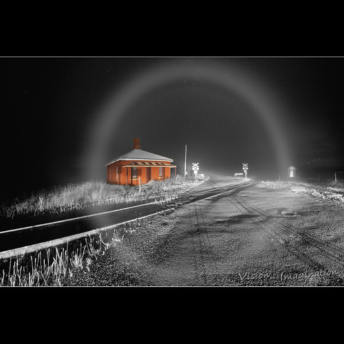 Fog bow? nooooo...Fog circle! | by Garry - www.visionandimagination.com