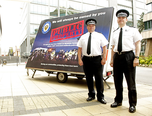 Day 138 - Senior officers tackle the myths about business partnering for police | by West Midlands Police