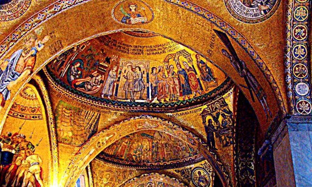 Revisitando Veneza: mosaico da Basílica di San Marco | Flickr