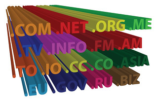 Domain Name Extensions | by The Booklight