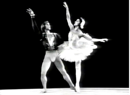 Rudolf Nureyev, Margot Fonteyn ; 1965 on Ed Sullivan Show TV | by Movie-Fan