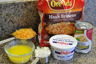 hash brown casserole | by HannahDuffy
