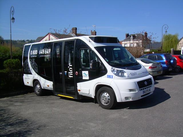 фиат автобус для города