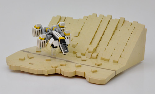 Micro Prometheus - Landing on LV-223 | by Si-MOCs