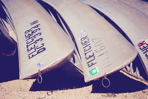 fletcher's canoes | by ekelly80
