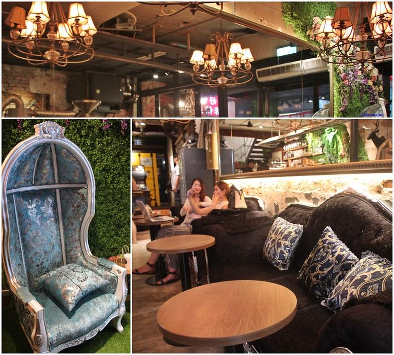 奧蘿茉OROMO -台北咖啡館-不限時間免費網路 (4)