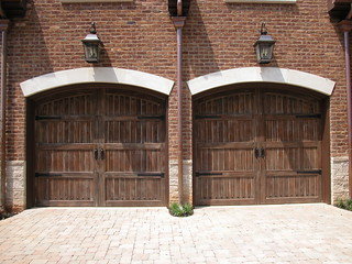 Wood Collection/Stain Grade 144 | by Carriage House Door Company