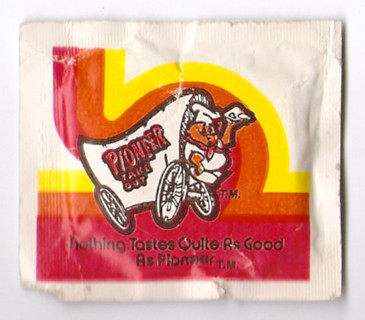 Vintage Pioneer Chicken Take Out Moist Towelette | by gregg_koenig