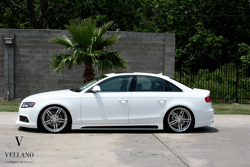 Audi A4, vellano VSU | by Vellano Forged Wheels