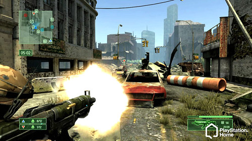 No Man's Land for PlayStation Home | by PlayStation.Blog