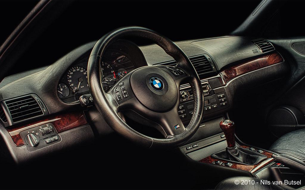 BMW Series E Interior HDR BMW Series E Interior HD Flickr - Bmw 3 series e46