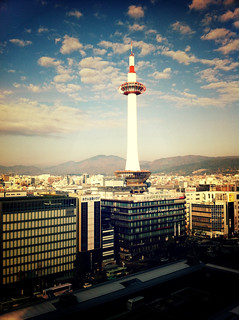 Kyoto Tower | by sneak_nz