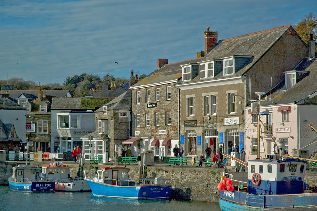 Padstow Quayside