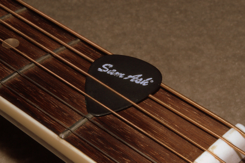 By Drclavell Worn Out Guitar Pick