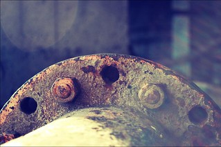 Rusty bolt | by Annette V