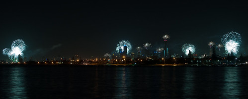 Across the Bay #nyemelb | by wolfcat_aus
