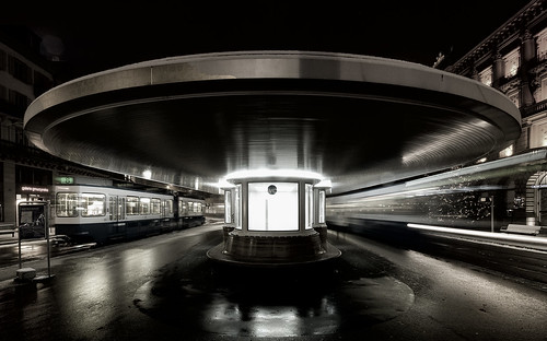 uss enterprise with trams | by Toni_V