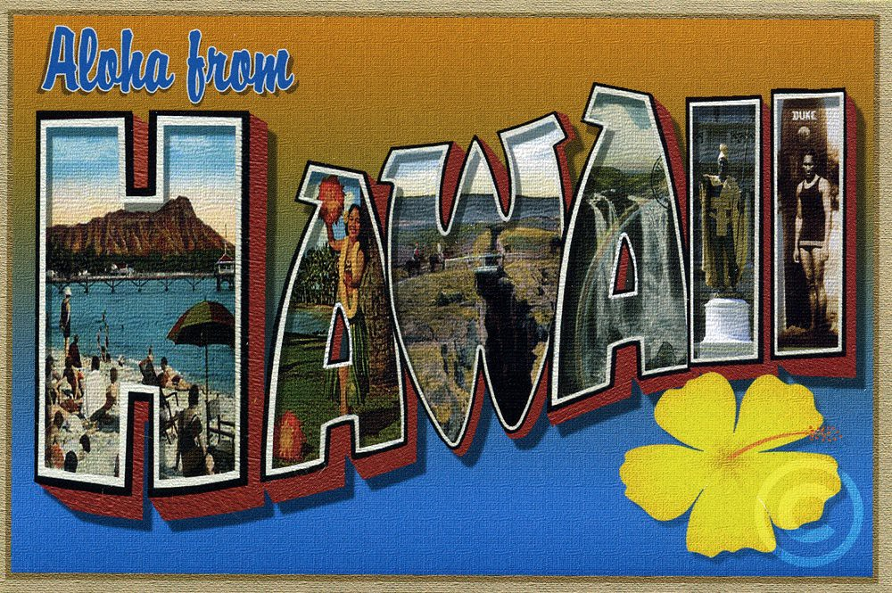 Aloha from hawaii 2010 larry fulton postcard aloha from flickr aloha from hawaii 2010 larry fulton postcard by shook photos m4hsunfo