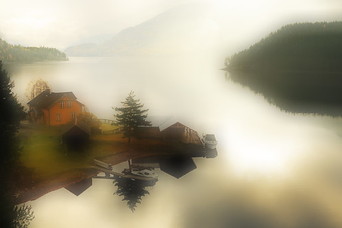 A foggy day | by haraldna