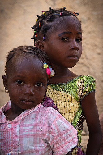 children of Mopti, Mali | by Phil Marion