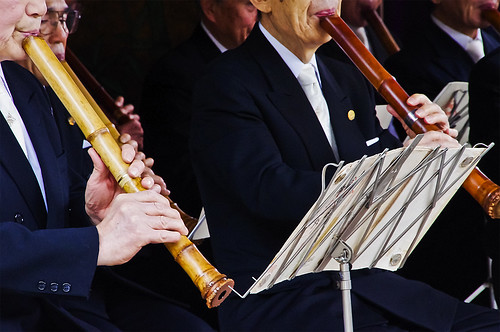 Musique traditionnelle | by @necDOT