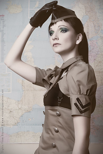 Women In Uniform | by Sights From Beyond - www.ricardogoncalves.net