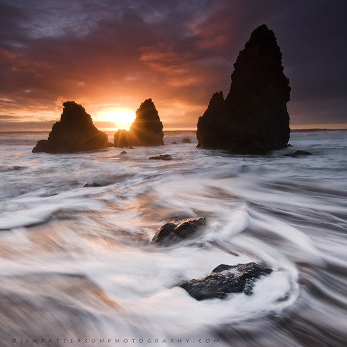In The Moment #4 - Rodeo Beach, Marin Headlands, California | by Jim Patterson Photography