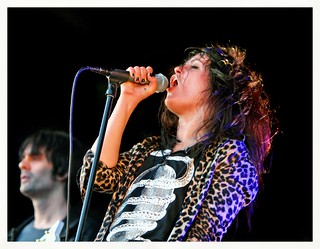 The Dead Weather/Alison Mosshart | by Scottspy