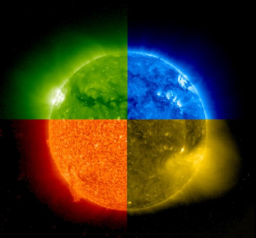 Seeing Through the Layers of the Sun | by NASA Goddard Photo and Video