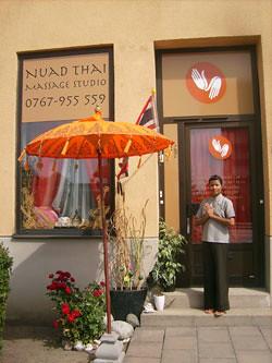 gratis äldre thaimassage i malmö