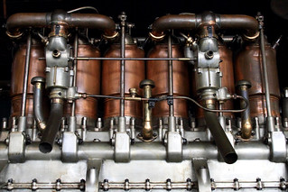 Flying Engines, Science Museum, London | by Alex Milazzo