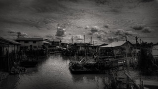 the fishing village | by novice photos (lawrence)